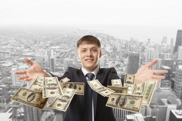 Angesichts der guten Verdienstmöglichkeiten sind die Stellen für Investmentbanker heiß umkämpft und nur die Besten kommen weiter.(#04)