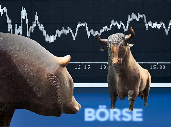 Der DAX sowie die anderen internationalen Werte der Börsen wirken sich auf die verschiedenen Anleihen aus bzw. auf die Entwicklung der Zertifikate und Fonds. (#02)