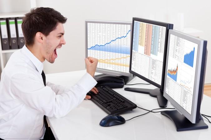 Vom Privaten Anleger zum Börsenmakler - die Prüfung zum Börsenmakler stellt sicher, dass der Makler in der Lage ist, sich an der Börse rechtmäßig zu bewegen und die Trades zu überwachen sowie durchzuführen. (#1)