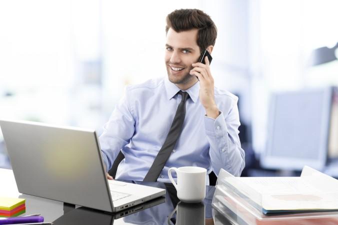 Mit einem Telefongespräch lässt sich schnell die Qualität der Berater überprüfen. (#2)