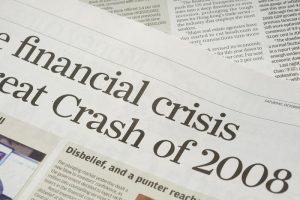 Fünf der größten Namen im Investment Banking verloren damals Boden unter den Füßen und schlossen endgültig ihre Pforten.(#01)