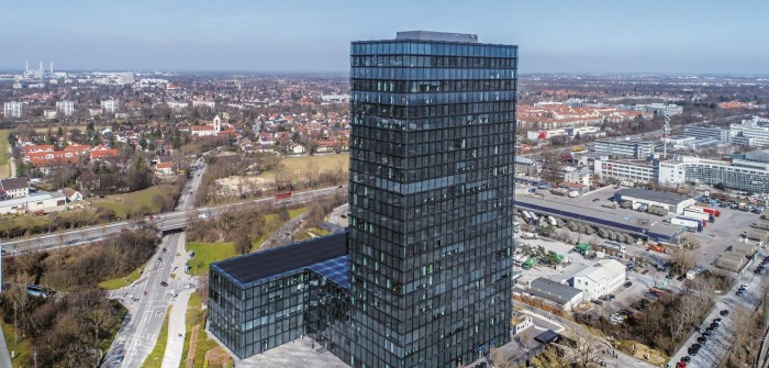 SZ-Tower: Landmark-Immobilie für geschlossene Spezial-Investment-KG