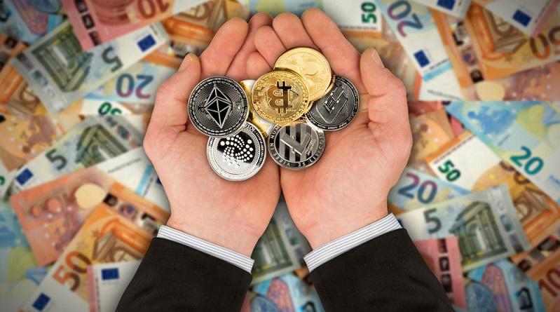Fast alle Kryptowährungen sind für Investoren und Spekulanten interessant. Bitcoin und Co. haben sich längst als Anlagemittel etabliert. ( Foto: Shutterstock-stockphoto-graf )
