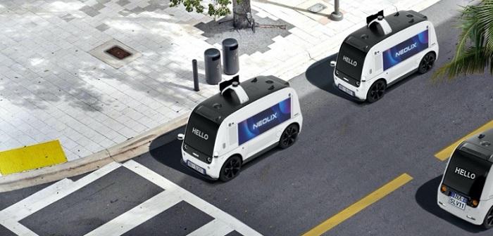 Neolix: Die Zukunft der Fahrzeugautomation startet jetzt ( Bildnachweis: NEOLIX )